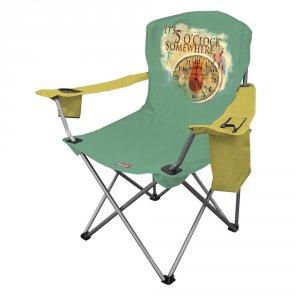 5 O'Clock Somewhere Premium Quad Chair